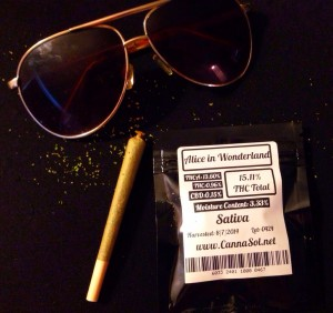 Shades and Sativa