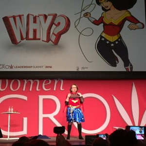 VC legend Jeanne Sullivan proves we can all be Wonder Woman