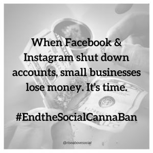 EndtheSocialCannaBan Businesses lose money