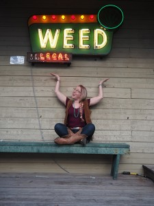 Lauren Gibbs Legal Weed